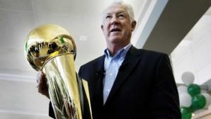 Легенда на Бостън Селтикс почина на 79-годишна възраст