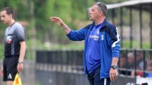 Треньорът на Севлиево пред Sportal.bg: Имаме потенциал за Втора лига, Спартак (Пл) заслужено е на върха (видео)