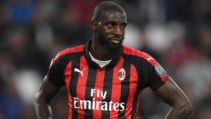 Бакайоко напуска Милан
