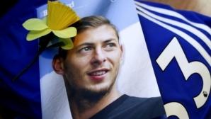 Британската полиция разследва снимка от моргата на тялото на Емилиано Сала