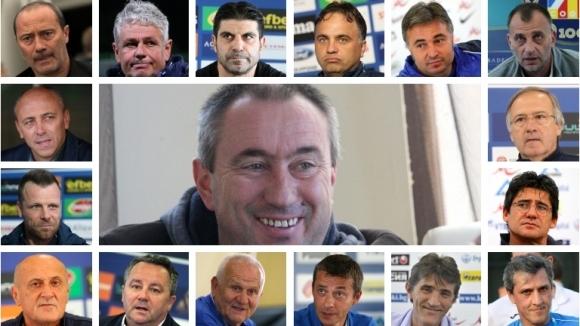 Треньорският пост в Левски загуби своя престиж