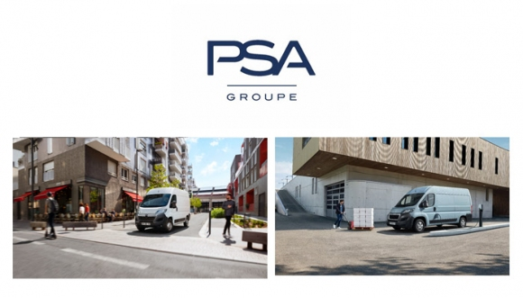 Електрическа офанзива на PSA при лекотоварните автомобили