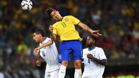 Бразилия ще играе контроли с Катар и Хондурас през юни