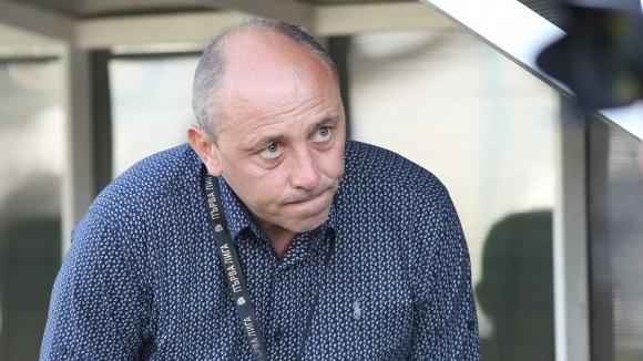 Илиан Илиев: Напрежението трябваше да е при ЦСКА