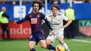 Кукурейя си заслужи връщане в Барселона