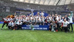 Лехия (Гданск) спечели Купата на Полша