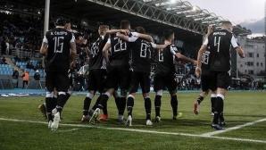 ПАОК завърши сезона с историческо постижение (видео)