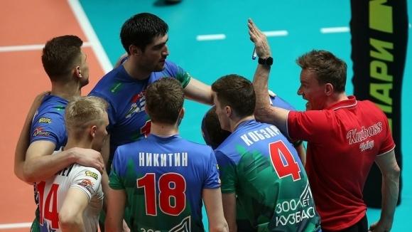 Кузбас може да стане сензационен шампион на Русия още днес