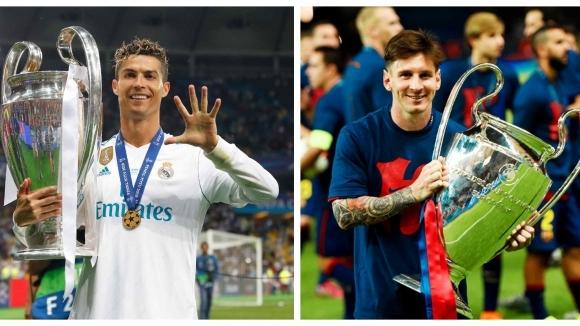 След шест години ШЛ няма да бъде в ръцете на Реал, Барса, Роналдо или Меси