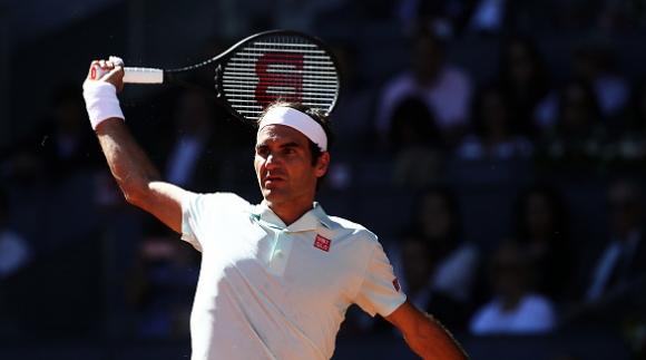 Федерер зарадва феновете си с хубава новина (видео)