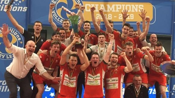 Алекс Грозданов направи Маасейк шампион на Бeлгия