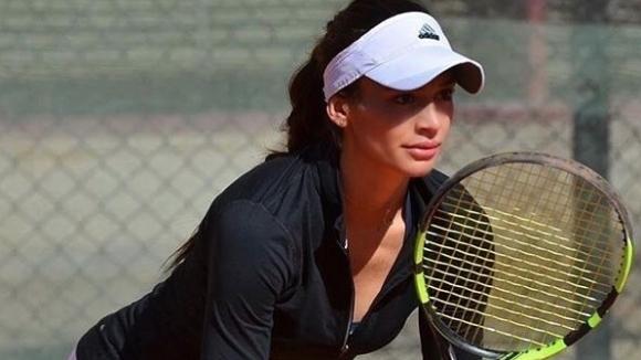Вангелова загуби на финала в Табарка