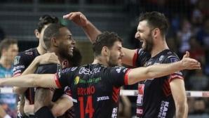 Лубе гони само победа във финал №4 срещу Перуджа