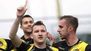 Групата на Ботев (Пд) за мача с Берое, бразилец се завръща
