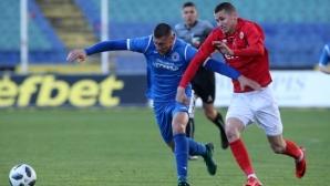 Диян Молдованов донесе важни три точки за Несебър