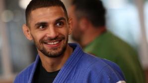 Ивайло Иванов спечели сребърен медал на Големия шлем в Баку
