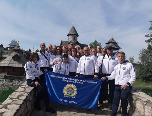 В Бургас се проведе благотворителен турнир в подкрепа на деца на загинали полицаи
