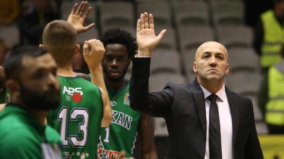 Небойша Видич: Може би най-добрият ни мач този сезон