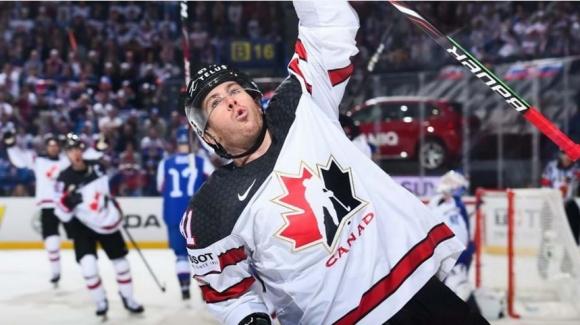 С гол 1.8 секунди преди края Канада нанесе болезнена загуба на Словакия