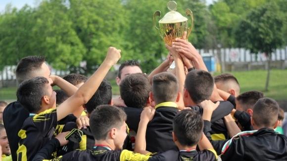 Ботев (Пд) спечели купа преди големия финал