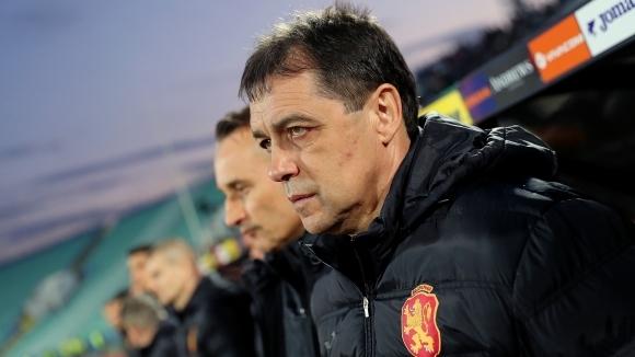 Официално: Петър Хубчев е новият треньор на Левски, обявиха срока на контракта