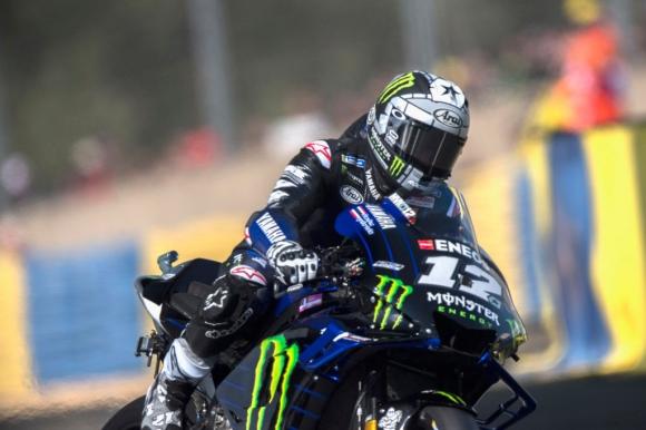 Винялес най-бърз в третата MotoGP тренировка във Франция
