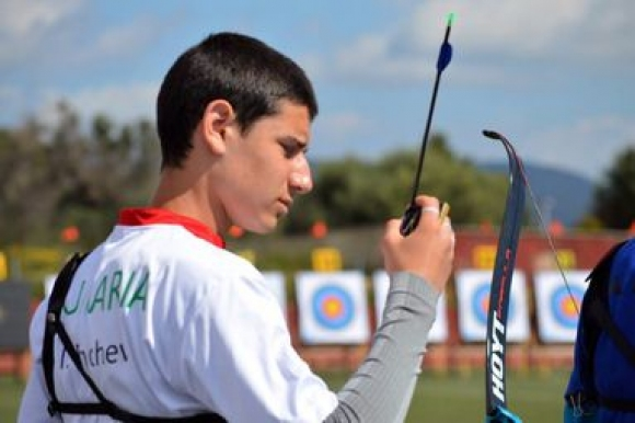 Банчев спечели сребърен медал на Европейската младежка купа по стрелба с лък