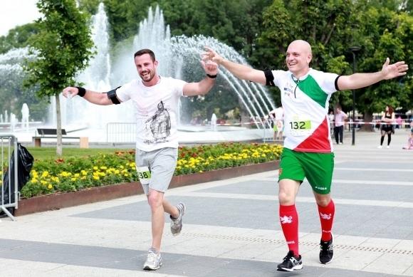 Близо 700 участници от 11 държави стартираха в шестото издание на Плевенския...