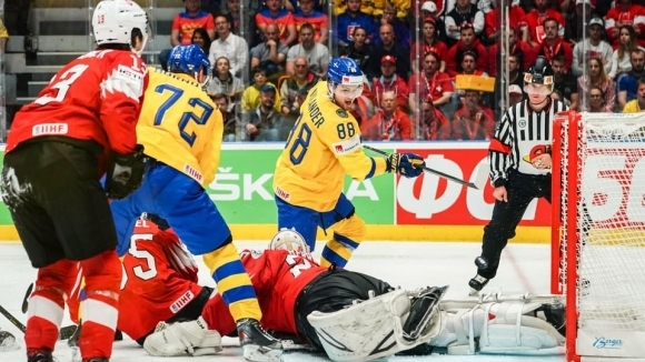 Швеция победи Швейцария в повторение на финала на последното световно