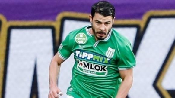 Галин Иванов блесна последно за Халадаш срещу тима на Георги Миланов