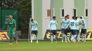 Дунав направи малка крачка към спасението, Витоша чака развръзката във Втора лига
