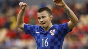 Лудогорец набеляза хърватски национал