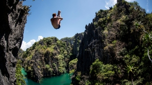 Екстремни скокове във вода
