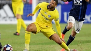 Халф на Челси се контузи, може да пропусне финала на Лига Европа