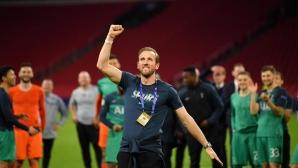 Саутгейт повика контузения Кейн и осем финалисти в Шампионската лига