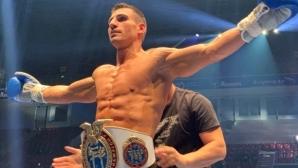 Световният шампион Атанас Божилов беше почетен в Бургас