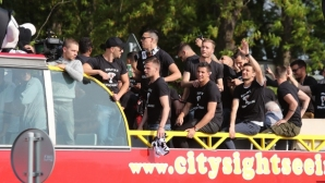 Стартираха празненствата на Локо (Пловдив), Крушарски поведе шествието (видео+снимки)
