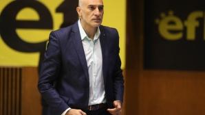 Любомир Минчев: Поздравявам Балкан и им пожелавам успех