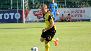 Двама юноши влязоха в групата на Ботев (Пд) за мача с Черно море