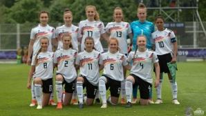 Германия с рекордна седма европейска титла