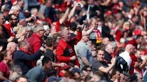 """Ливърпул заплаши фенове с тежки наказания за """"черна борса"""""""
