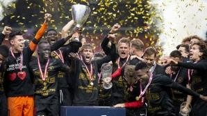 Отборът на Краев завоюва Купата на Дания (видео)