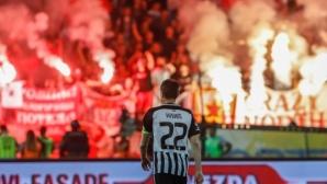 600 мача по-късно: Саша Илич се сбогува с Партизан