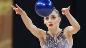 Индивидуалните ни гимнастички в топ 3 на всички уреди на Европейското в Баку