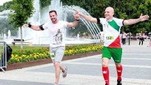 Близо 700 участници от 11 държави стартираха в шестото издание на Плевенския маратон