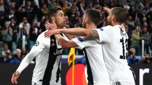 """Кристиано покори и Серия """"А"""" - вижте отличниците на сезона"""
