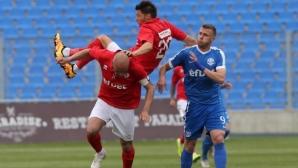 Арда - ЦСКА 1948 1:0, греда за домакините (видео)