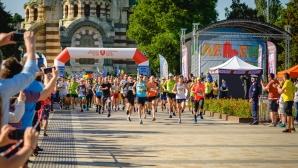 Рекорден брой участници на Плевенския маратон