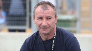 Стамен Белчев: С тази игра не мисля, че ще успеем