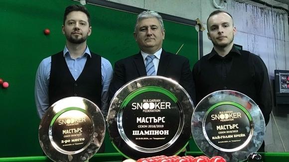 Георги Величков спечели финалния